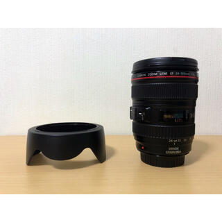 Canon - Canon EF24-105 F4L IS USM
