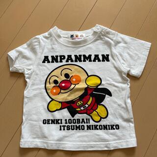 しまむら - アンパンマン Tシャツ 80
