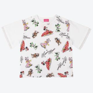 ディズニー(Disney)のディズニー❤︎ミニーのスタイルスタジオ Tシャツ(Tシャツ(半袖/袖なし))