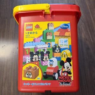 レゴ(Lego)のレゴ デュプロ ミッキー&フレンズのバケツ+動物園(積み木/ブロック)