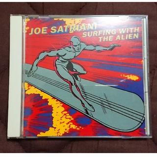 JOE SATRIANI「SURFING WITH THE ALIEN」
