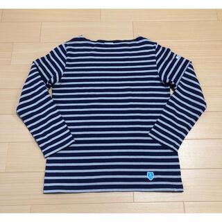 オーシバル(ORCIVAL)のORCIVAL オーチバル ボーダーカットソー(Tシャツ(長袖/七分))