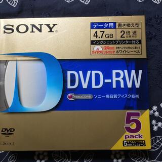 ソニー(SONY)のSONY DVD-RW(その他)