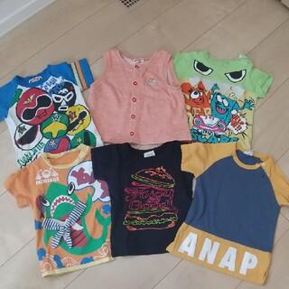 エフオーキッズ(F.O.KIDS)の80サイズ ベビー服(Tシャツ)