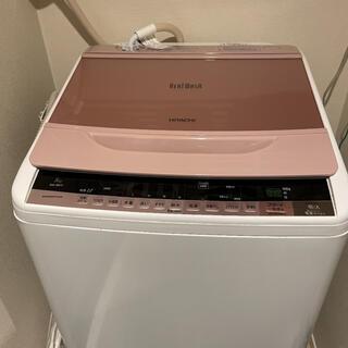ヒタチ(日立)の日立ビートウォッシュ 8キロ(洗濯機)