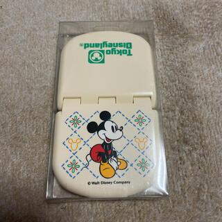 ディズニー携帯ソーイングセット ミッキー柄(日用品/生活雑貨)