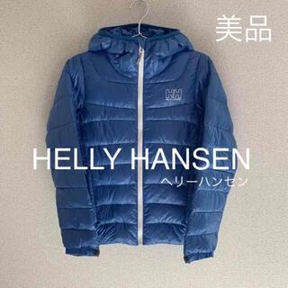 HELLY HANSEN - 【美品】値下げ★ヘリーハンセン ダウンパーカー 軽量コンパクト