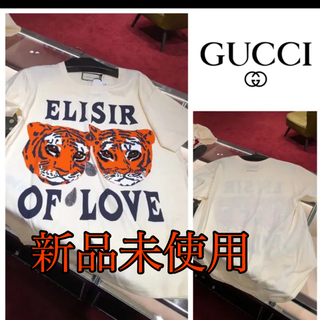 Gucci - GUCCI   Tシャツ レディース  新品