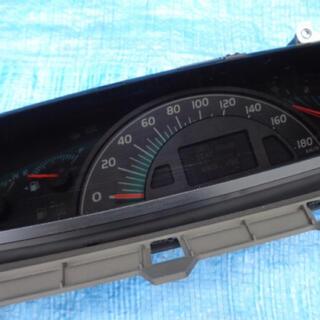 トヨタ(トヨタ)のエスティマ ACR50W 55W 純正 スピードメーター 124058Km(車種別パーツ)