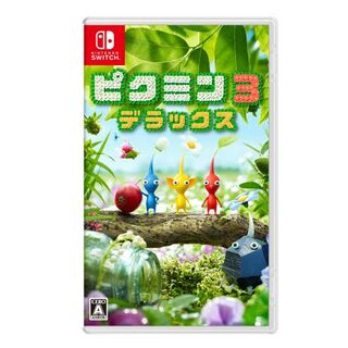ニンテンドースイッチ(Nintendo Switch)の新品未開封ピクミン3 デラックス(携帯用ゲームソフト)