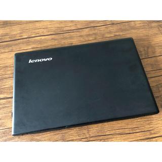 レノボ(Lenovo)の【美品】Lenovo G500(ノートPC)