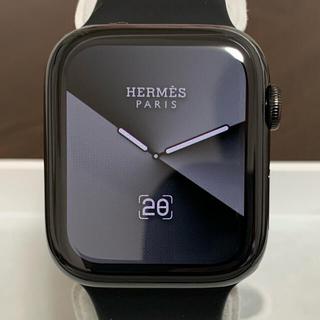 Apple Watch - 【AppleCare+付】アップルウォッチ5 エルメス 44mm