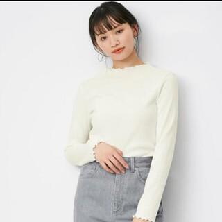 ジーユー(GU)のgu(Tシャツ(長袖/七分))