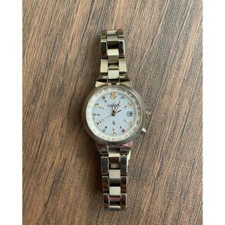 SEIKO - レディース  SEIKO LUKIA ことりっぷ コラボ 腕時計