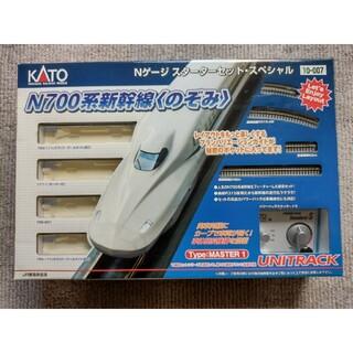 カトー(KATO`)のNゲージ スターターセット(鉄道模型)