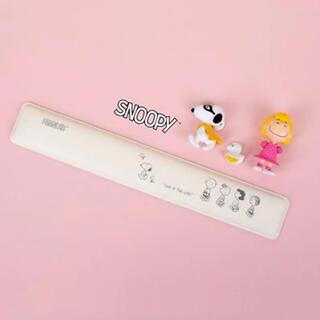スヌーピー(SNOOPY)の【peanuts】スヌーピー キーボードパット 手首パット PC周辺(PC周辺機器)