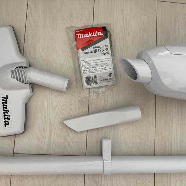 Makita(マキタ)の⭐︎applemango78様専用⭐︎マキタ コードレス掃除機 CL107FD スマホ/家電/カメラの生活家電(掃除機)の商品写真