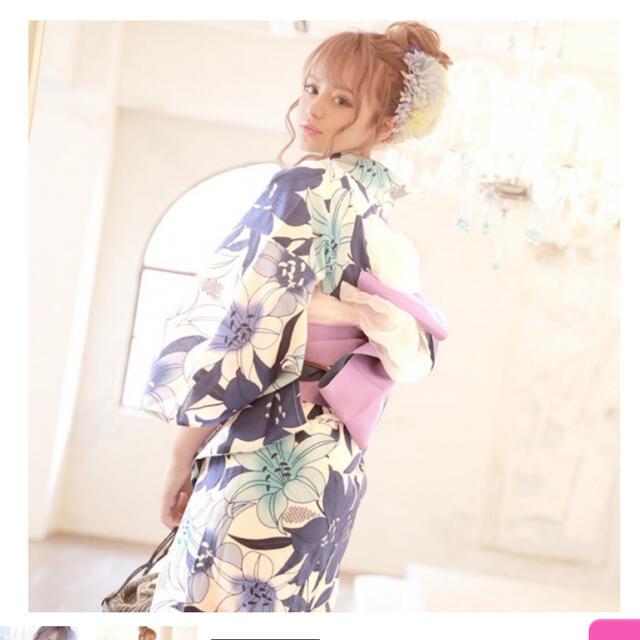 JEWELS(ジュエルズ)のsugar 浴衣 レディースの水着/浴衣(浴衣)の商品写真