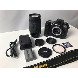 ニコン(Nikon)のNikon D100 デジタル一眼レフカメラ すぐに撮影出来ます。(デジタル一眼)