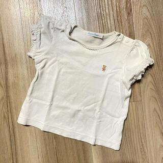 familiar - ファミリア familiar Tシャツ 80