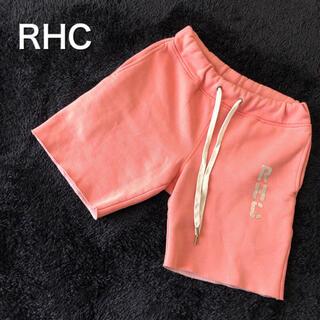 ロンハーマン(Ron Herman)の人気 ロンハーマン RHC ショートパンツ ハーフパンツ ショーツ ピンク S(ショートパンツ)
