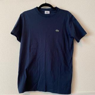 ラコステ(LACOSTE)のラコステ Tシャツ ネイビー(Tシャツ/カットソー(半袖/袖なし))