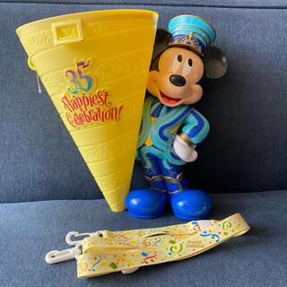 ディズニー(Disney)のディズニー ポップコーンバケット 35周年(遊園地/テーマパーク)