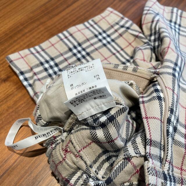 BURBERRY(バーバリー)のバーバリー サイズ 100A 半ズボン Burberry キッズ/ベビー/マタニティのキッズ服女の子用(90cm~)(パンツ/スパッツ)の商品写真