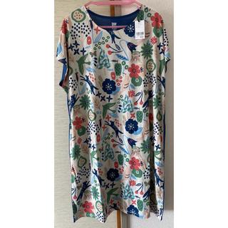 グラニフ(Design Tshirts Store graniph)のグラニフTシャツワンピース(ひざ丈ワンピース)