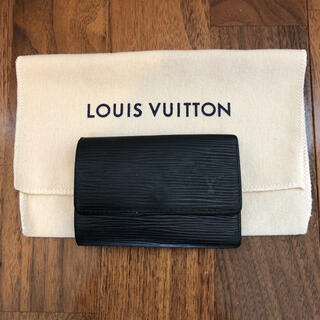 LOUIS VUITTON - ☆ルイヴィトン☆キーケース☆エピ☆ブラック☆