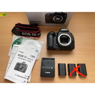キヤノン(Canon)のCanon eos 5d mark iv(デジタル一眼)