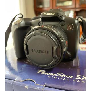 キヤノン(Canon)のお値下げ可CanonPowerShot SX POWERSHOT SX10 IS(コンパクトデジタルカメラ)