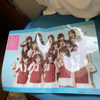 エーケービーフォーティーエイト(AKB48)のセブンイレブン AKB グッズ(アイドルグッズ)