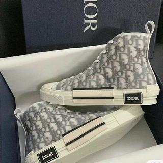 ディオール(Dior)の【最終値下げ】Dior スニーカー  A1男女兼用♂(その他)