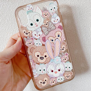 ディズニー(Disney)のiPhone ケース ダッフィー(iPhoneケース)