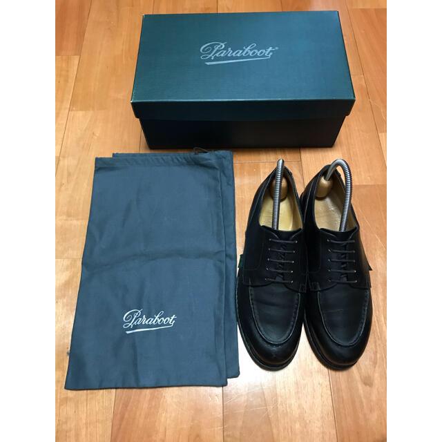 Paraboot(パラブーツ)のざき様 専用 パラブーツ シャンボード 6 メンズの靴/シューズ(ドレス/ビジネス)の商品写真
