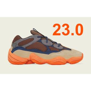 アディダス(adidas)の新品未使用未試着 adidas YEEZY 500 enflame 23.0cm(スニーカー)
