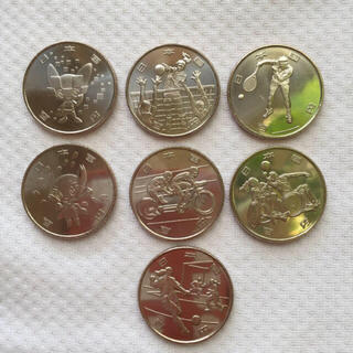 2020東京オリンピック記念硬貨(貨幣)