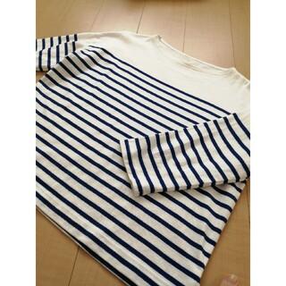 ムジルシリョウヒン(MUJI (無印良品))のトップス(Tシャツ(長袖/七分))