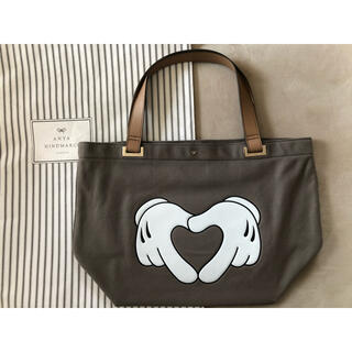 ANYA HINDMARCH - トートバッグ small heart hands