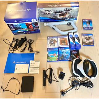 PlayStation VR - プレイステーション VR  メガパック5 ブラボーチーム