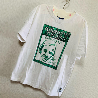 アディダス(adidas)のadidas スタンスミス  Tシャツ(Tシャツ(半袖/袖なし))