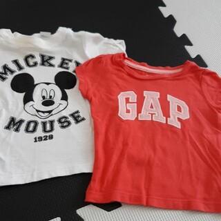 ベビーギャップ(babyGAP)のGAPトップス 70(Tシャツ)