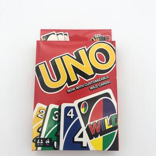 UNO WILD ウノ カードゲーム 英語版(トランプ/UNO)