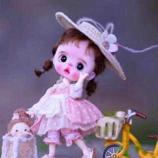 Ob11ドール アウトフィット オビツ11ドール 洋服セット(人形)