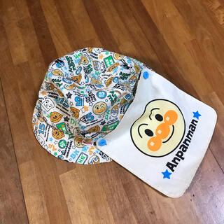 バンダイ(BANDAI)のアンパンマン 帽子(帽子)