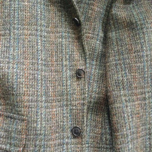 J.PRESS(ジェイプレス)のJpress ハリスツイード  ジャケット 購入前に連絡下さい。 メンズのジャケット/アウター(テーラードジャケット)の商品写真