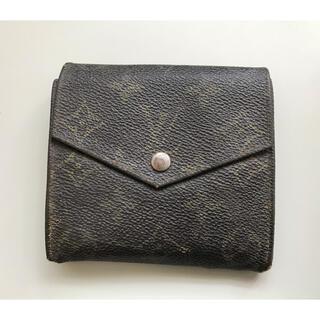 ルイヴィトン(LOUIS VUITTON)の正規品 ルイヴィトン Wホック 折り財布 男女(財布)