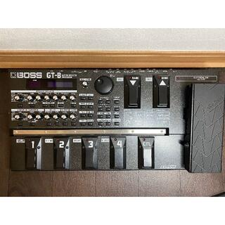 ボス(BOSS)のBOSS GT-8 ほぼ未使用(エフェクター)