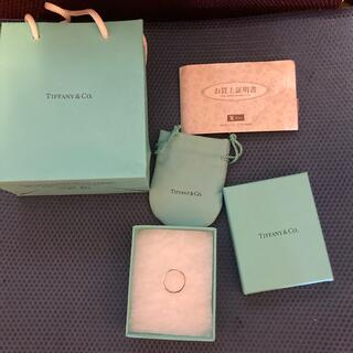 ティファニー(Tiffany & Co.)の⭐️TIFANY&CO.1837リングです!(リング(指輪))